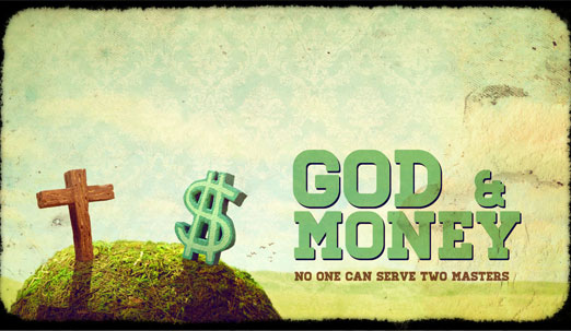 God or Money… Who's YOUR Daddy?